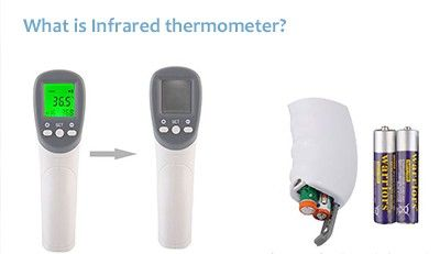 What's Infrared thermometer?