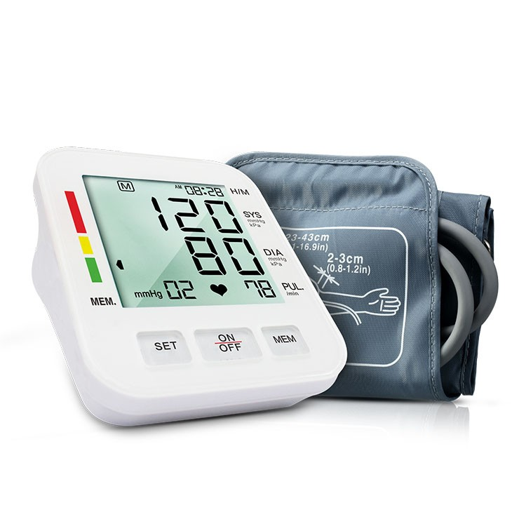 Accurate Home Blood Pressure Monitor 702C